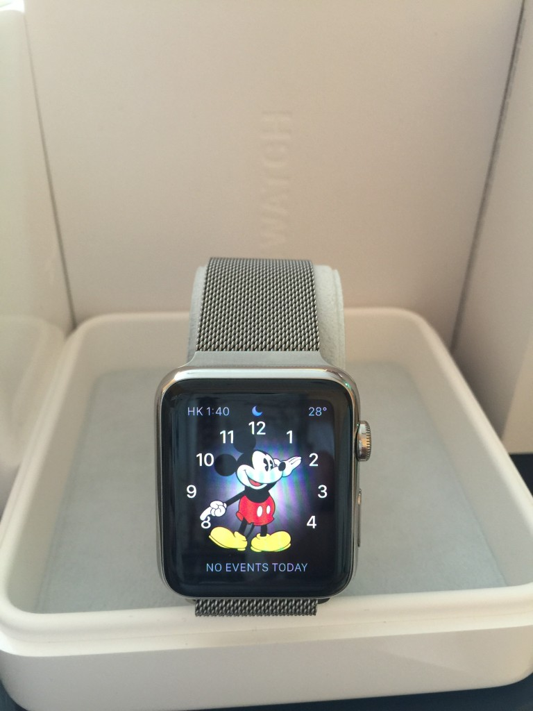 Apple Watch 啟動!
