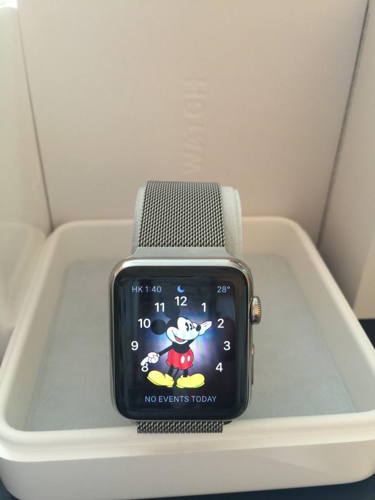 Apple Watch 啟動!