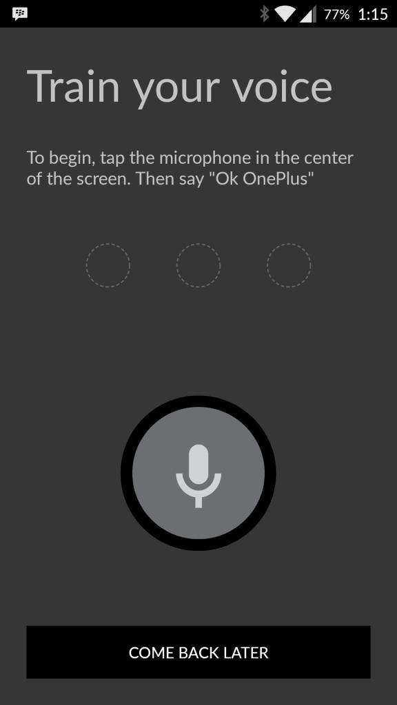 Ok OnePlus