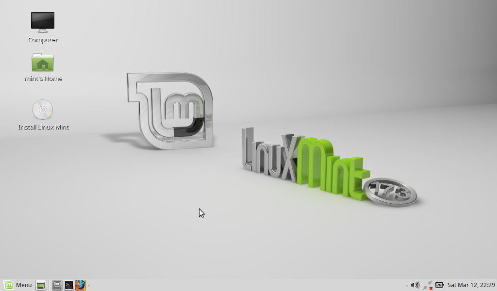 Linux Mint 17.3 Rosa MATE Edition